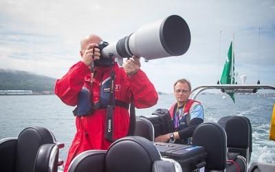 Hans Groder von EXPA Pictures Fotograf im Blick