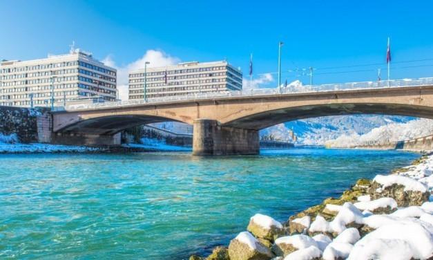 Innsbrucks Brücken