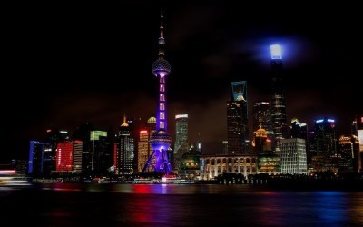 Shanghai, das Paris des Ostens