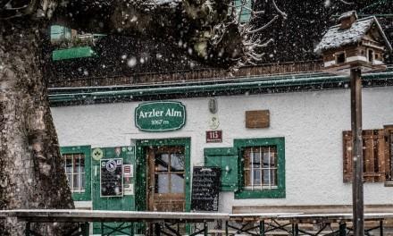 Leben und arbeiten an der Innsbrucker Nordkette #1
