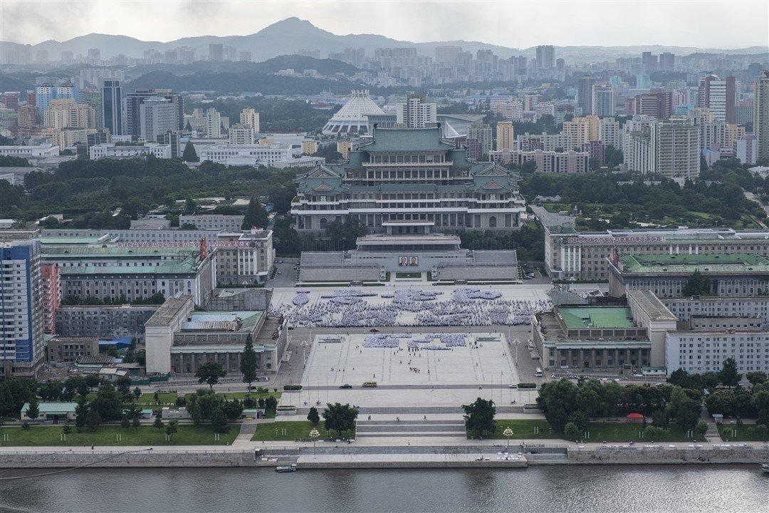 Nordkorea 8 Reisereportage
